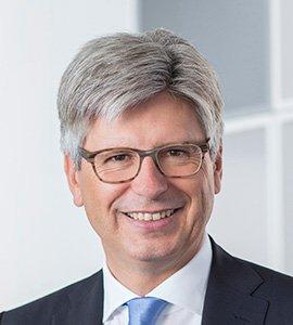 Dr. Thomas Wiesemann - Vorstand Maklervertrieb der Allianz Leben