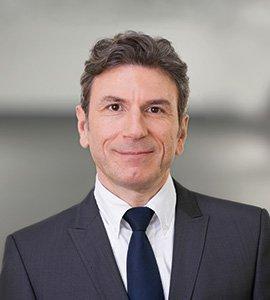 Paulo Patricio - Organisationsdirektor der HanseMerkur